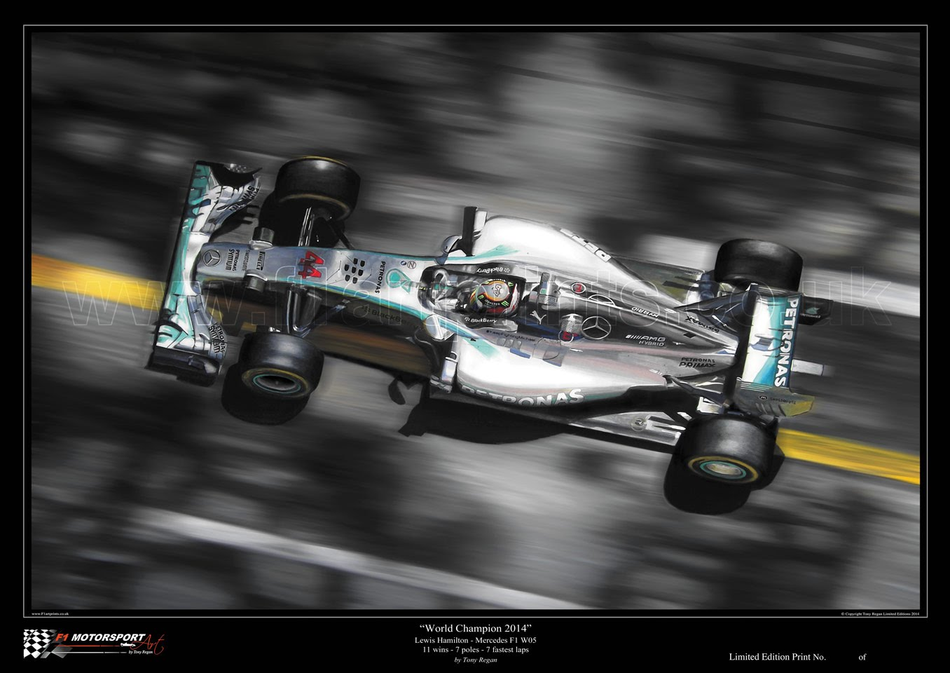 Lewis-Hamilton-World-Champion-2014-Art-Print